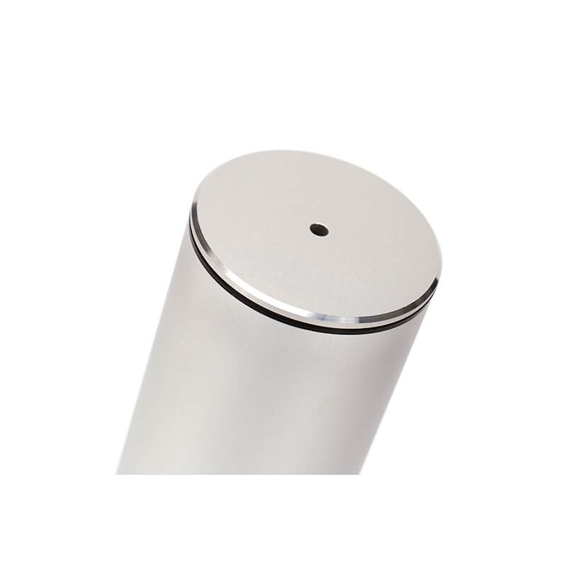 Argos Cold Air Fragrance diffuser Silver Top Right
