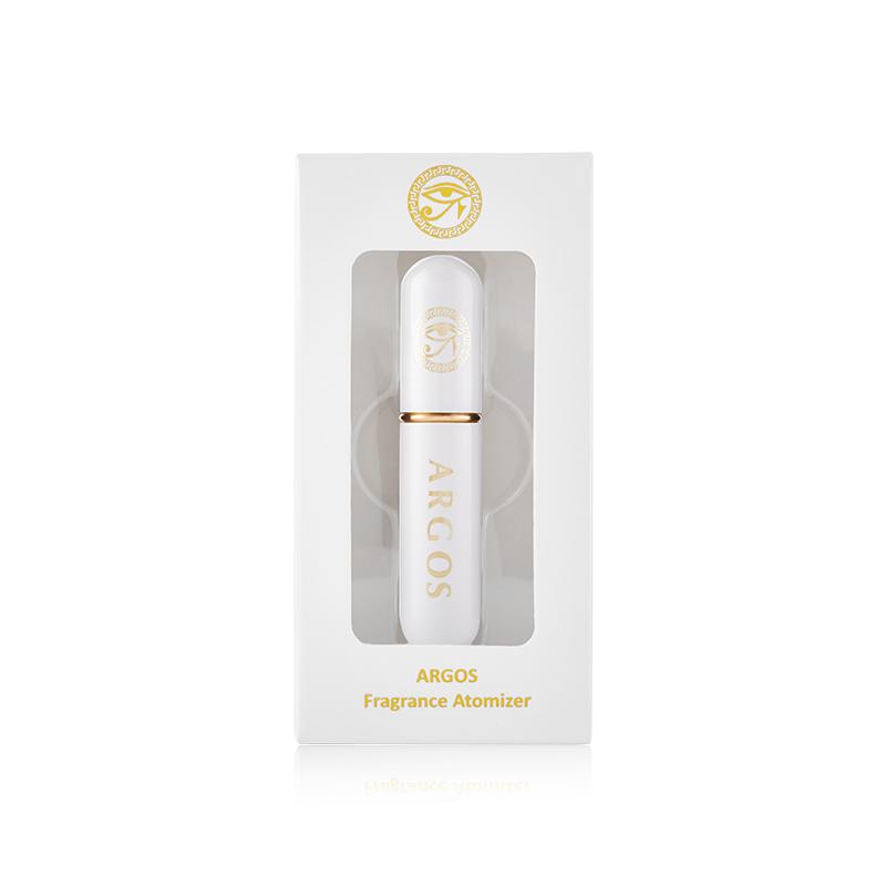 Argos Fragrance Atomizer White Box Covered