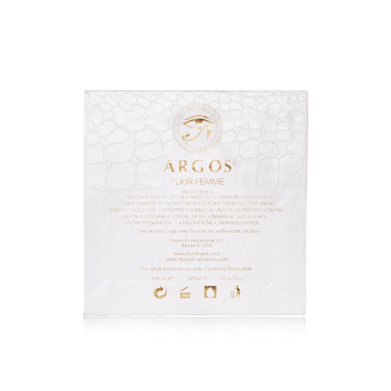 Argos Pour Femme Fragrance Perfume 100ml