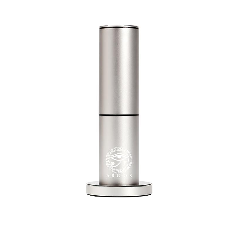 ARGOS Pure Oil Cold Air Diffuser Programmable Control Silver