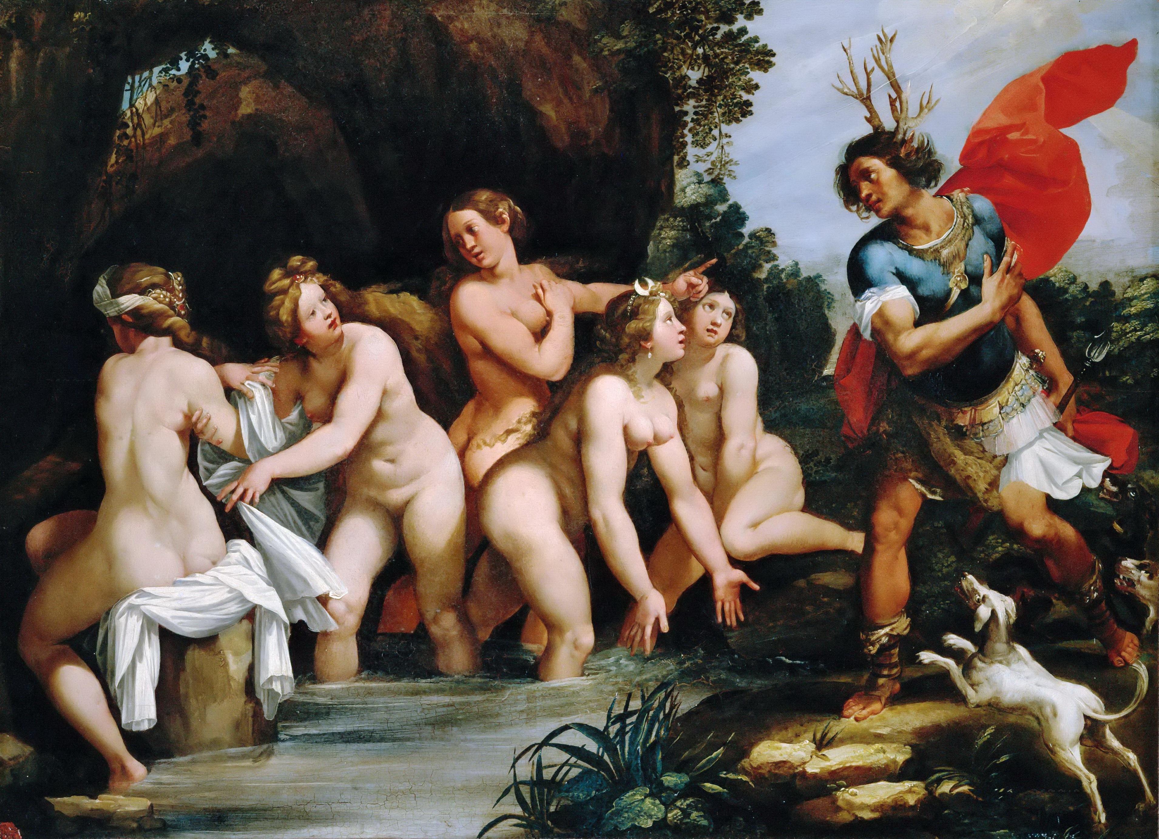 Argos Fragrances Diana Actaeon