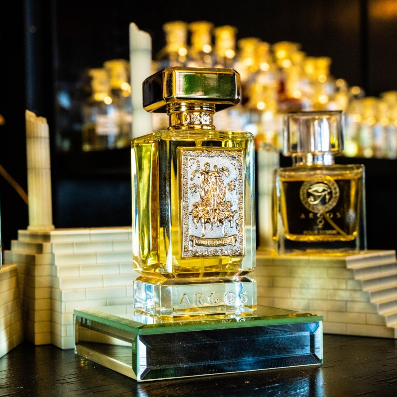 Argos Fragrances Triumph Of Bacchus Crystal View