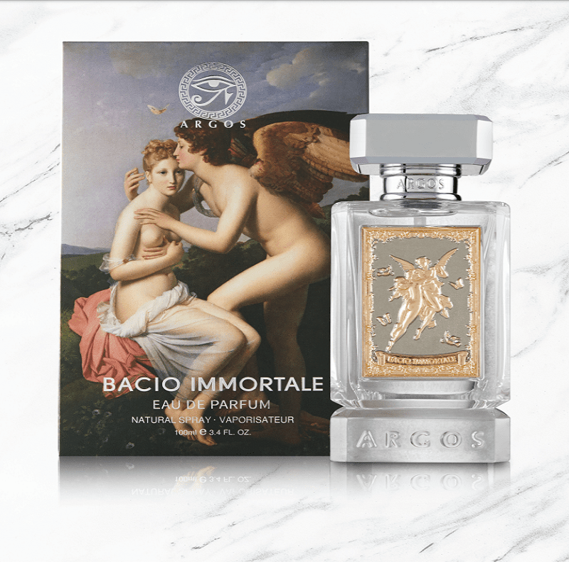 Argos Fragrances Bacio Immortale Product Marble
