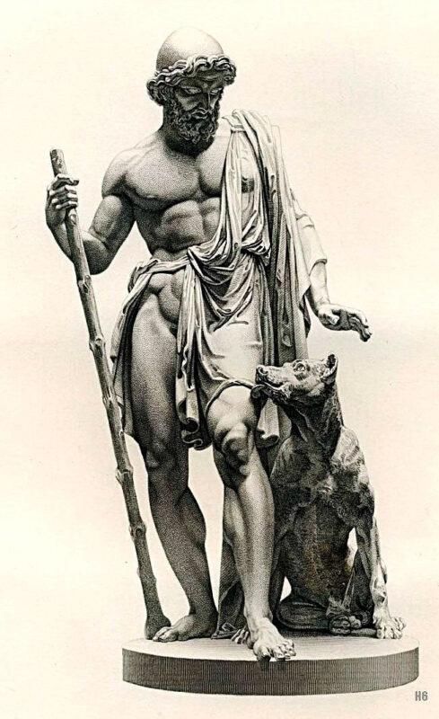 Argos Mythos Odysseus