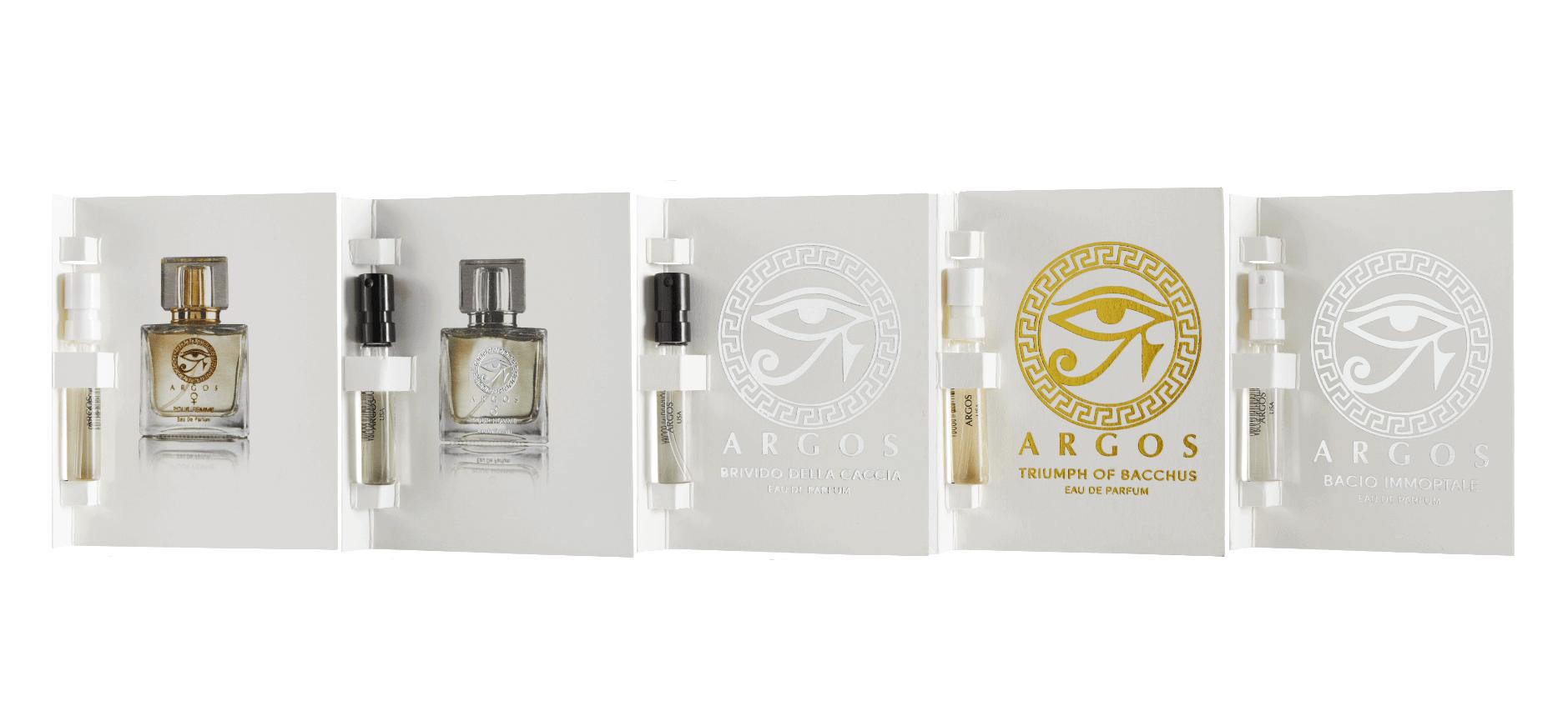 Argos Fragrances Discovery Set