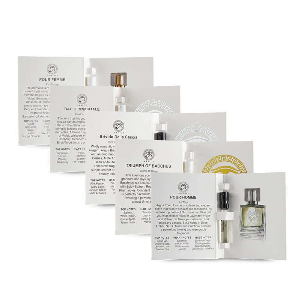 Get Fragrance Sample Free from Online Shop