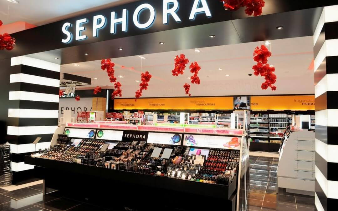 Get Sample Perfume from Nearest Department Store