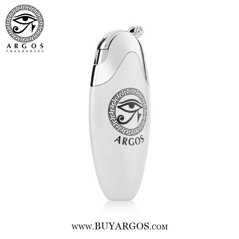 Argos Fragrance Oval Atomizer White Right Face