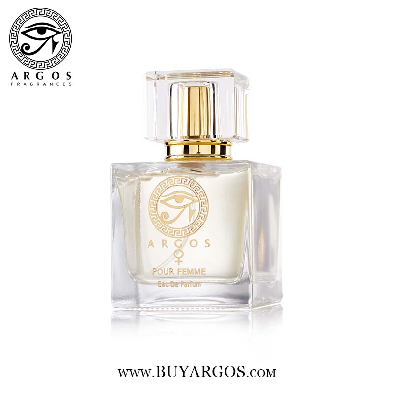 Argos Pour Femme Crystal Perfume Right Face