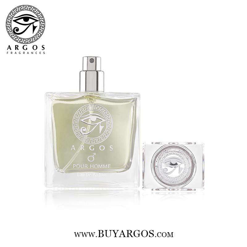 Argos Pour Homme Mens fragrance Cap Open