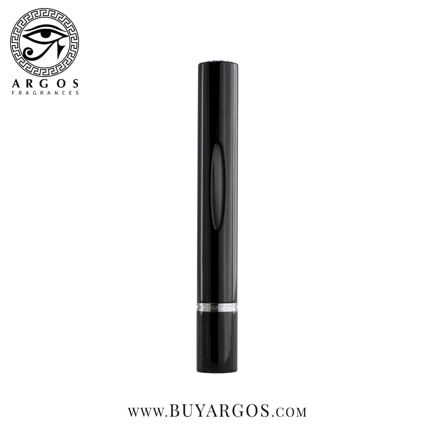 Luxury Oval Atomizer