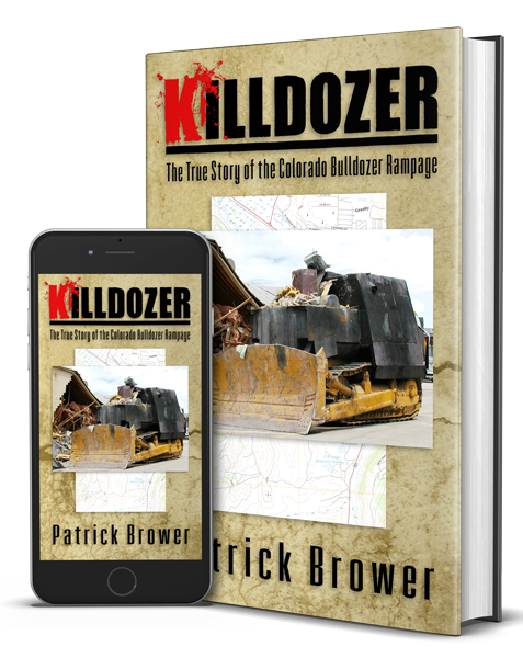 Killdozer the Book Cover