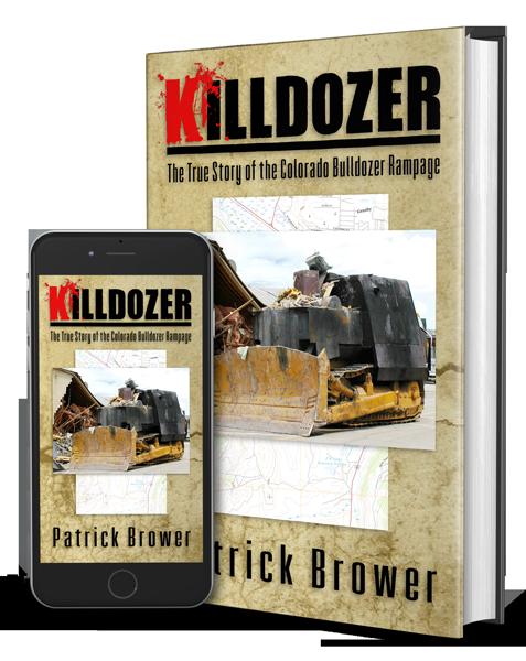 Killdozer the Book Cover