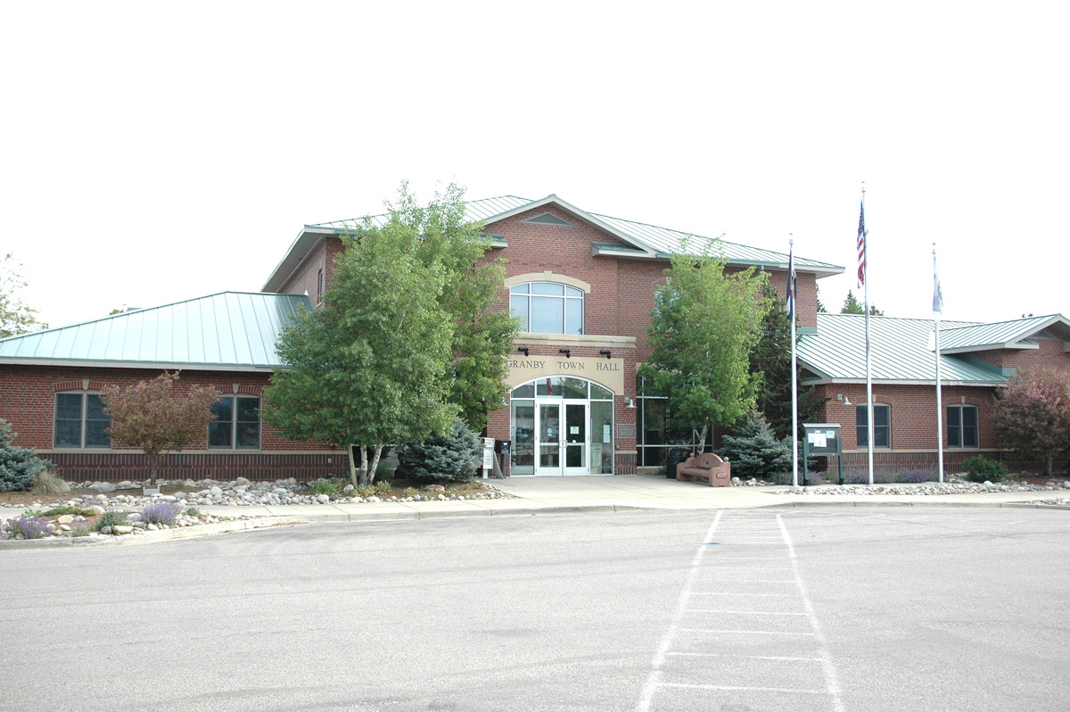 new town hall
