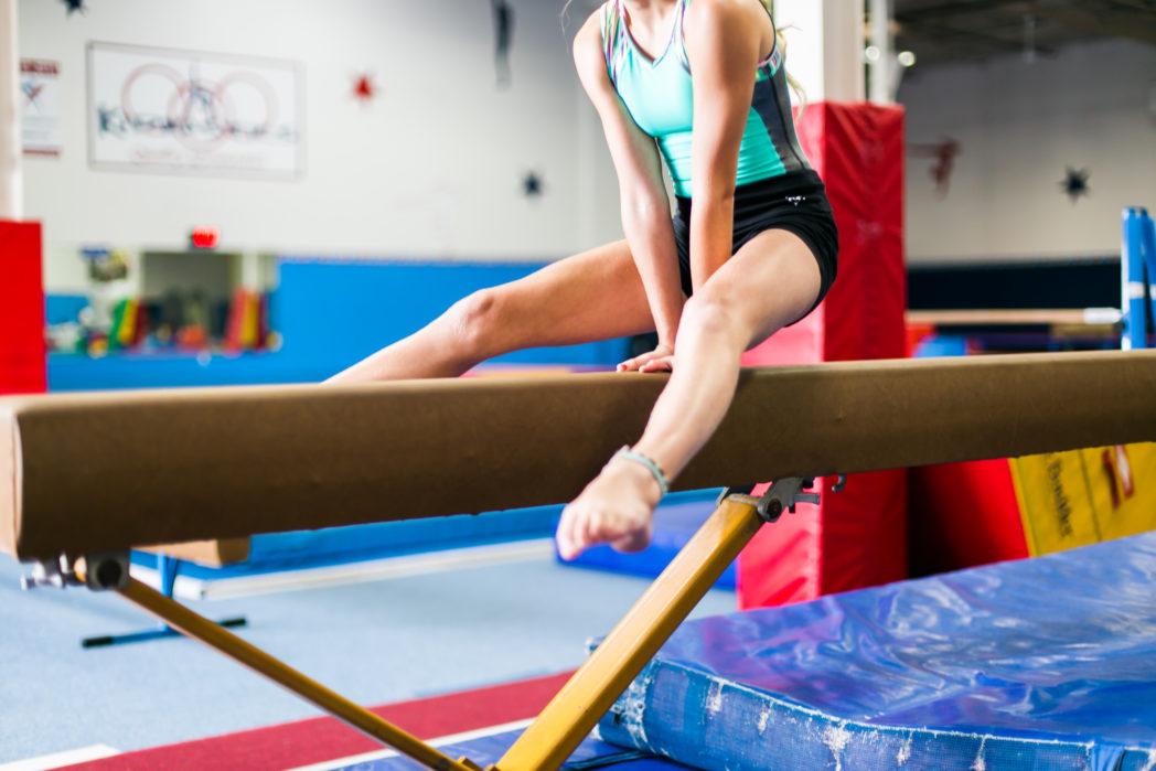 Rise Up Athletics gym