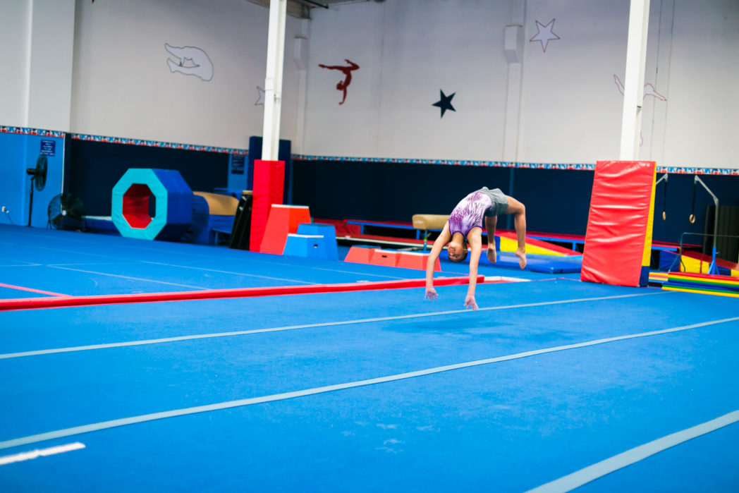 Rise Up Athletics Gymnastics