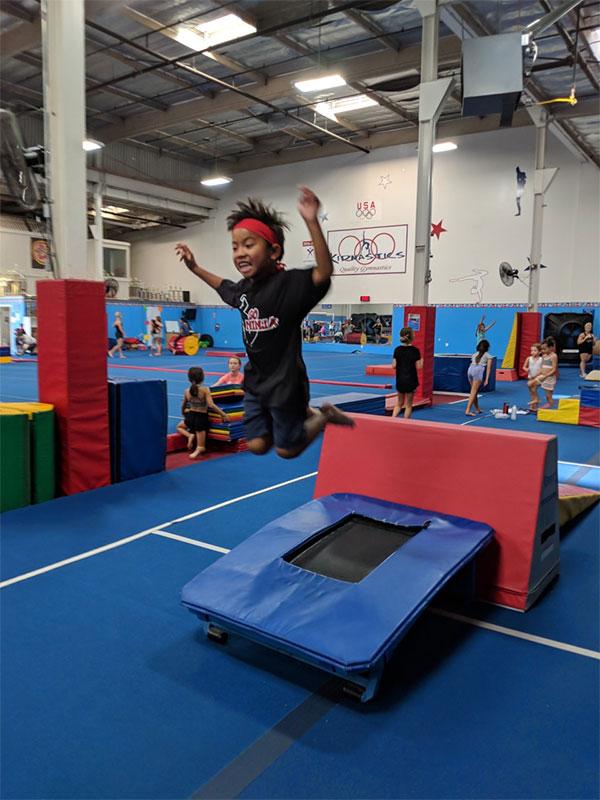 Ninja Star Boy - Rise Up Athletics