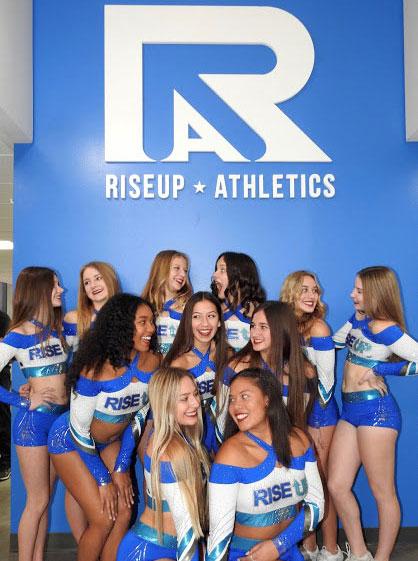 Rise Up Athletics Girls