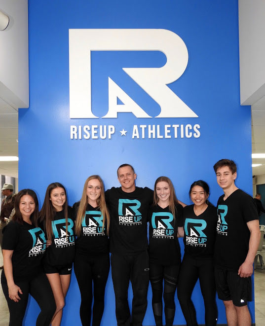 Rise Up Athletics Staff