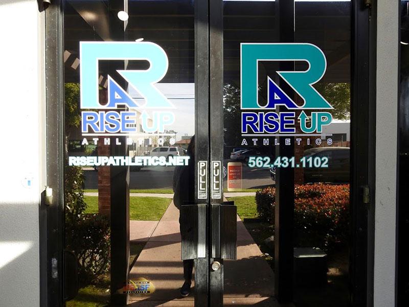 Rise Up Athletics Exterior