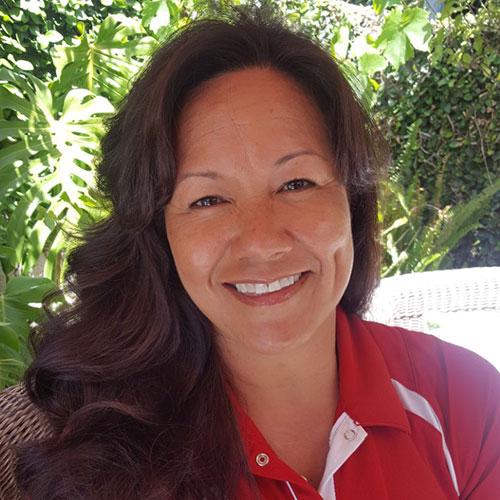 Coach Cheryl Vuong
