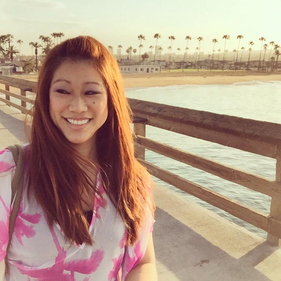 A morning on Balboa Pier.