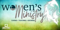 C1 Women's Ministry Ad