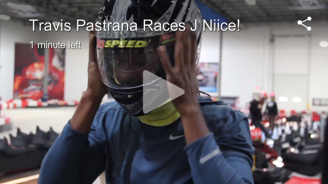 K1 Speed : Go Kart Racing Travis Pastrana