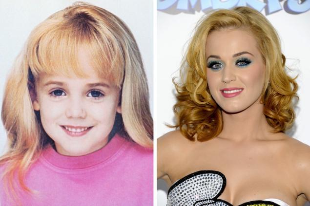 Is Katy Perry, JonBenét Ramsey????