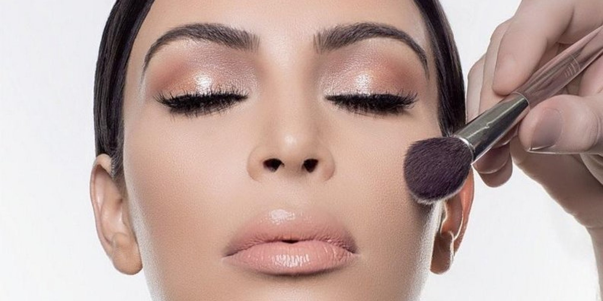 Kim Kardashian's 2 hr Daily Makeup Routine