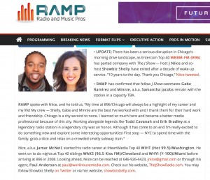Ramp JShow