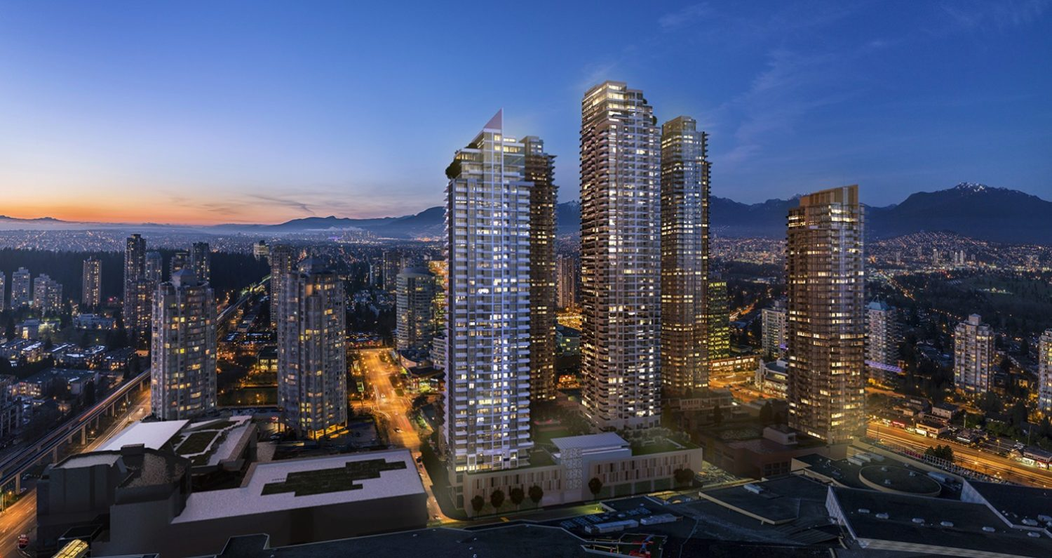 land surveying services for high rise development burnaby