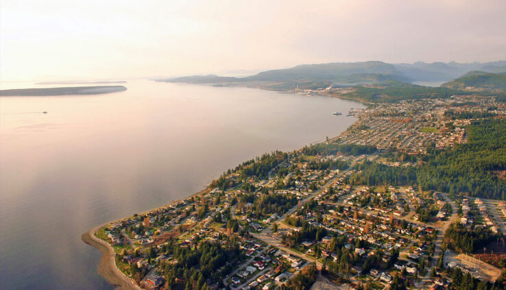 land surveying in Powell River