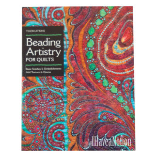Cover of Beading Artistry for Quilts
