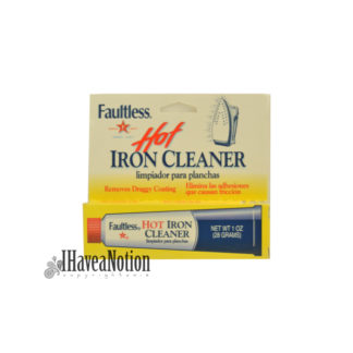 Faultless Iron Cleaner