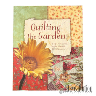 Cover of Quilting the Garden
