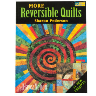 Cover of More Reversible Quilts