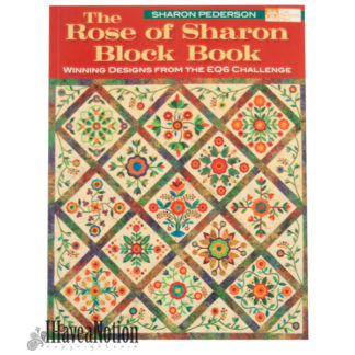 Cover of Rose of Sharon Block Book