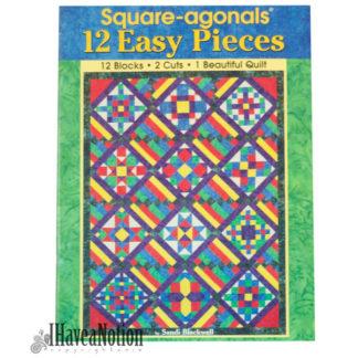 Square-agonals book