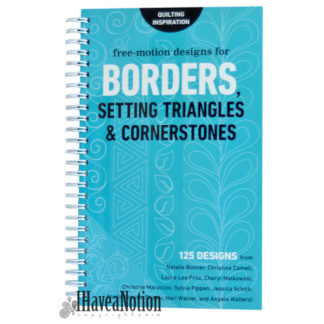 Cover of FM Borders Triangles and Cornerstones
