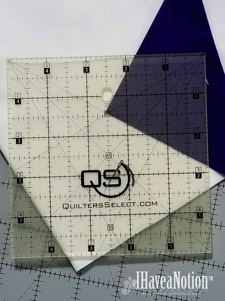 "The 5"" Square Quilters Select tint"