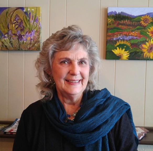 DorotheaBarrick