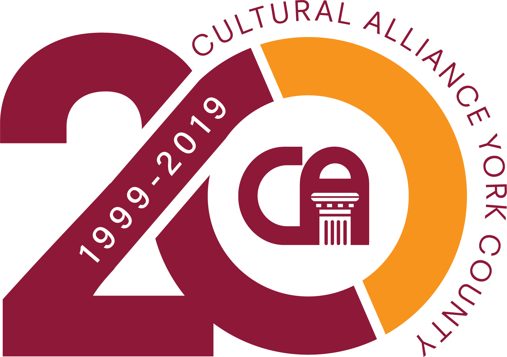 CAYC-20th Anniversary Logo