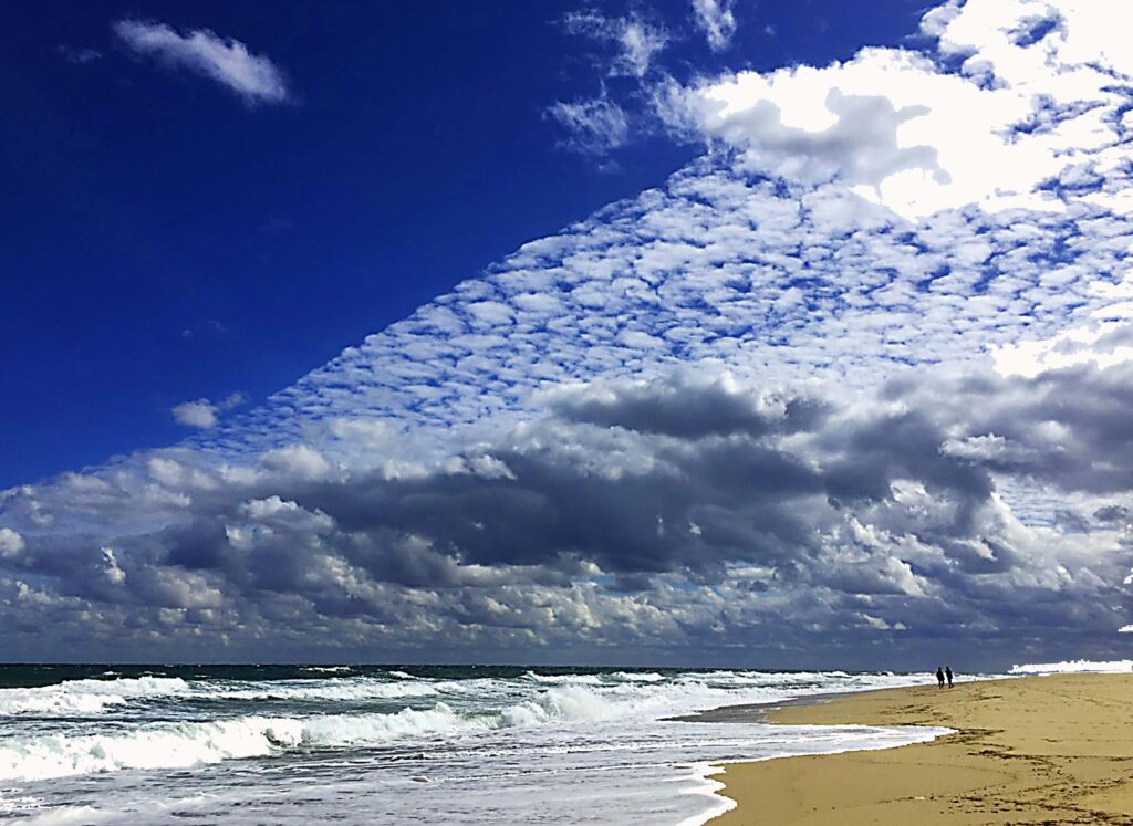 Jeff Little #358 Clouds Over the Cape Photography $100