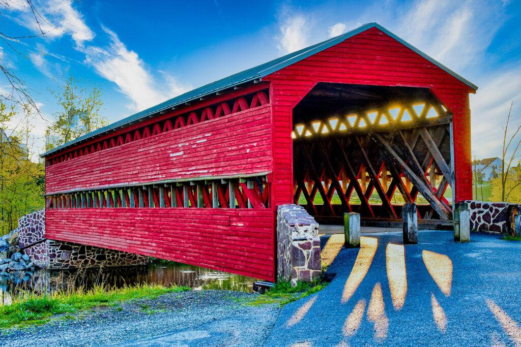 """""""Bridge of Sprits"""" Lisa S. McLeod-Simmons Photography Photograph on metal $500"""