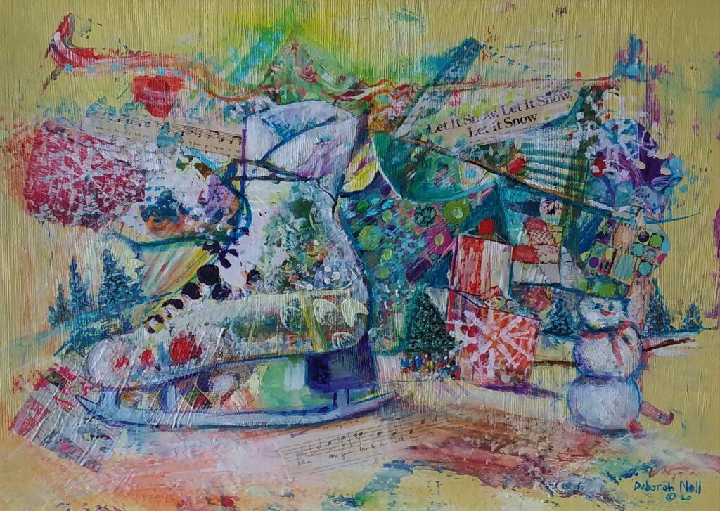 Deborah Nell #149 Winter Wonderland Other Media $375