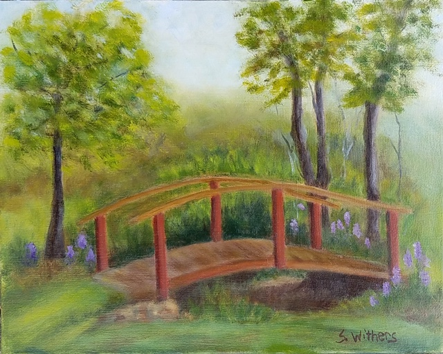 Sherry Withers #265 Moore's Bridge Oil $99.00