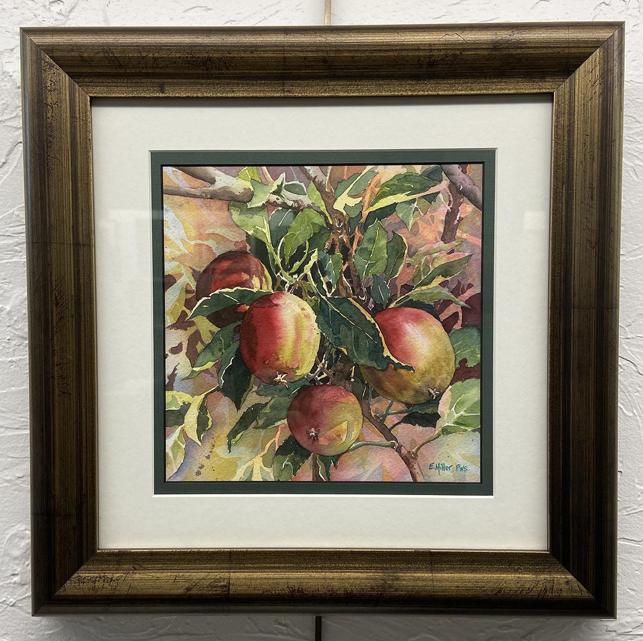 #4 Sweet Temptation, Eric Miller, Watercolor (14 x 14), $50.00 suggested minimum bid  (156 meals)
