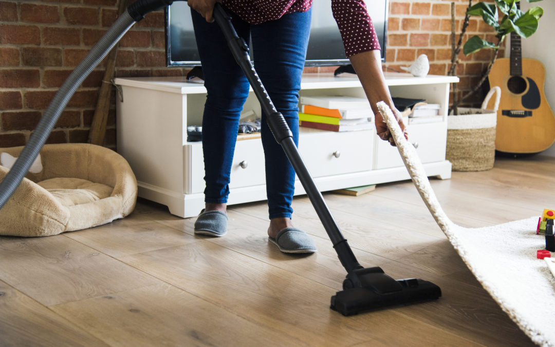 How to Improve Home Comfort with Spring Cleaning