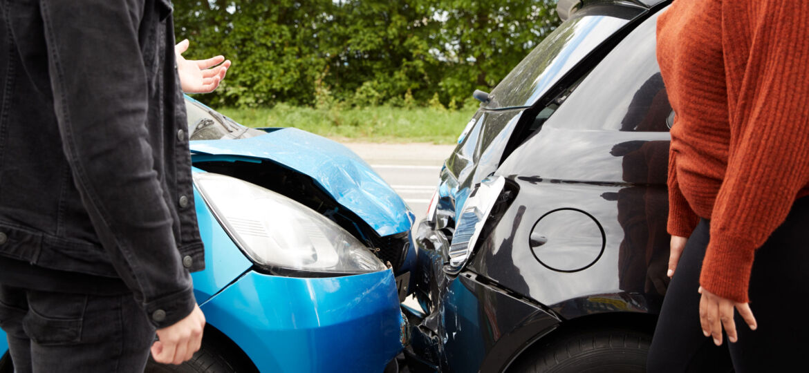 proving fault after an accident